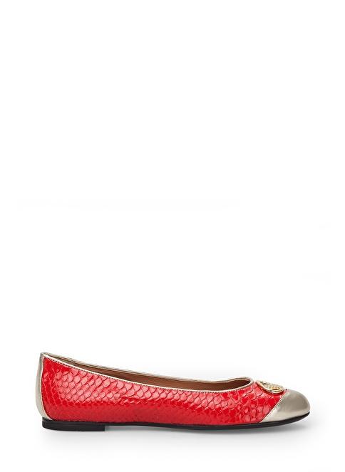 Emporio Armani Ayakkabı Kırmızı